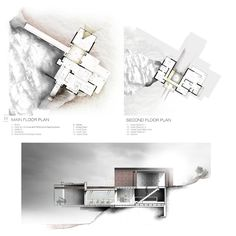 d.	Technical; Drawing Section ISSUU - Architecture Portfolio by benoit maranda