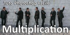tuto photoshop clonage multiplication
