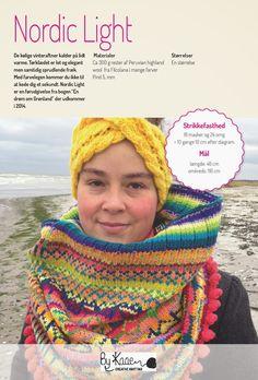 Knitting By Kaae: Opskrifter