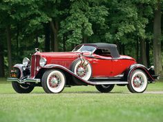 Auburn 8-98 Boattail Speedster '1931