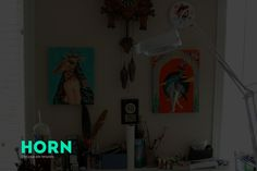 Horn – One Page WordPress Theme by ThemeBridge on Creative Market