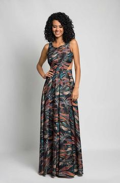 Vestido Estampado Imola Dress Outfits, Casual Dresses, Fashion Outfits, Evening Dresses, Summer Dresses, African Dress, Satin Dresses, Simple Outfits, Dress Me Up
