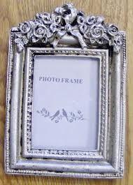 Vintage frames - table numbers