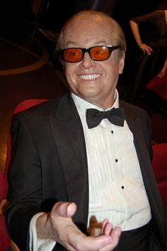 Photography by Marie Winton Famous Celebrities, Celebs, The Big C, Face Change, Wax Museum, Madame Tussauds, Hollywood, California, Jack Nicholson
