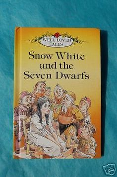 LADYBIRD BOOK - WELL LOVED TALES - SNOW WHITE & 7 DWARFS- Vera Southgate