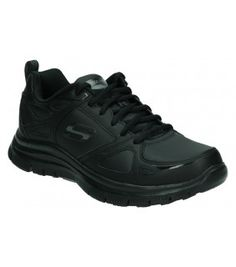 SKECHERS 51461-BBK Skechers, All Black Sneakers, Urban, Shoes, Fashion, Slippers, Over Knee Socks, Moda, Zapatos