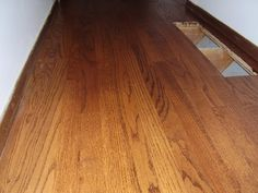 Minwax English Chestnut Stain on Red Oak - Bing images