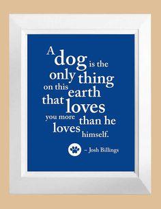 Dog Poem Custom Color Digital Print Gift 8 x10 by DIGITALTOASTER, $25.00
