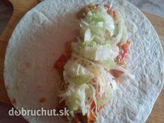 Fotorecept: Mexická tortila