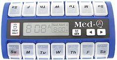 Med-Q Pill Timer Organizer $59.01