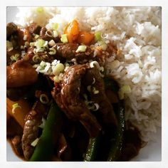 ­: Szechuan Beef Szechuan Beef, Slimming World, Dinners, Clean Eating, Paleo, Cooking Recipes, Food, Dinner Parties, Healthy Meals