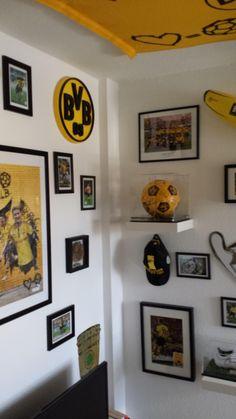 BvB Fussball Zimmer | Fussballzimmer