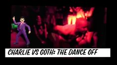 Charlie Vs Goth: The Dance Off #DanceOff #Throwback #YouTube
