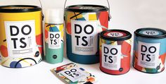 Packaging inspirado en Kandinsky
