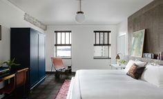 A local landmark in downtown Seattle, the century-old Palladian building has been converted into a new hotel by San Francisco-based hospitality group Kimpton, making it their fourth property in the city. Entrusting their Northern Californian counterpar...