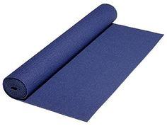 HOT!  Bheka Long Life Yoga Mat Dark Blue 84 Inches by Bheka