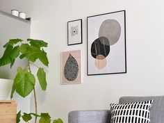"""Just attach it to the wall ♪ 8 """"Magic"""" items that make your room come true Tiny Living Rooms, Living Room Modern, Living Room Designs, Diy Interior, Living Room Inspiration, Contemporary Style, Living Room Furniture, Room Decor, Layout"""