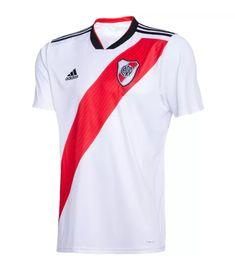 pretty nice 1ae90 4dff1 Club Atlético River Plate Football club Home Adidas 2018-19 FÚTBOL SOCCER  KIT CALCIO SHIRT JERSEY FUSSBALL CAMISA TRIKOT MAILLOT MAGLIA Camiseta BNWT