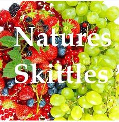 #charlottepediatricclinic - nature's skittles