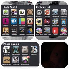 My favorite editing apps for photos on the iPhone.