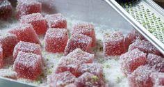 Ζελεδάκια φράουλας Greek Sweets, Greek Desserts, Greek Recipes, Cookbook Recipes, Cooking Recipes, The Kitchen Food Network, Food Network Recipes, Raspberry, Deserts