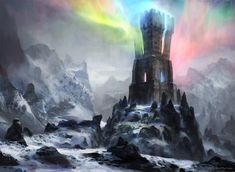 Command Tower by AdamPaquette.deviantart.com on @DeviantArt