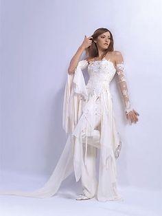 Robes de mariées - Ensemble pantalon meg  (max chaoul)