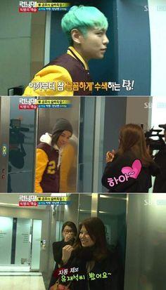 Big Bang members receive loving help on 'Running Man' Running Man Funny, Running Man Korea, Korean Tv Shows, Korean Variety Shows, Vip Bigbang, Daesung, Big Bang Kpop, Bang Bang, Big Bang Scenarios