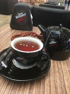 My earl gray tea from Cafe Vergnano 1882