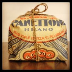 A new panettone @Eataly NYC
