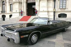 Chrysler Imperial Parade Limousine