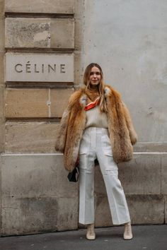 See Every Unforgettable Street Style Outfit From Paris Fashion Week Right Here Right Now Fashion Week Paris, Look Street Style, Street Chic, Paris Street, Street Styles, Mode Outfits, Fashion Outfits, Fashion Trends, Stylish Outfits