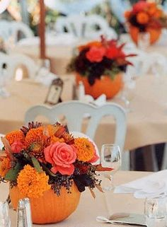 Centerpieces - Floral Arrangements for Weddings and Corporate Events - Design With Flowers