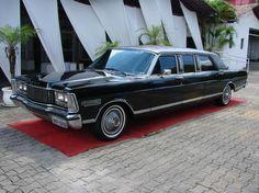 Ford Limousine Landau Executiva (7m)