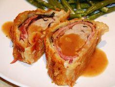 Filet mignon en croûte, sauce au porto/Voilà enfin une recette bonne et facile pour la réalisation de filets mignons en croûte. /les recettes de Virginie