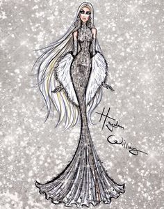 Hayden Williams Fashion Illustrations: March 2015