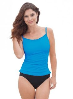 b2916de55ae8e Miraclesuit DD-Cup Solid Flirtini Swimsuit