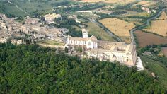 Assisi, avviso di deposito per variante parziale n.1 al PRG parte strutturale