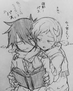 Norman y Ray: Dos hu Manga Anime, Fanarts Anime, Anime Art, Haikyuu, Arte Sketchbook, A Silent Voice, Best Horrors, Slayer Anime, Anime Sketch