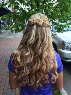Prom hair ☺️