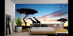 sunset bedroom - Google Search
