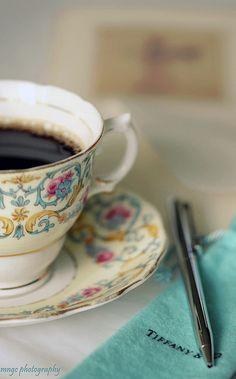 Coffee & Tiffany