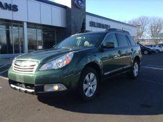 2011 Subaru Outback, 32,417 miles, $20,491.