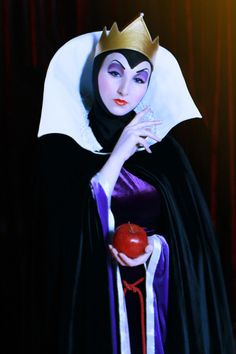 I relate to the queen in snow white a lot because I get super jealous whenever people who are younger than me are prettier/smarter/funnier/more interesting than  me