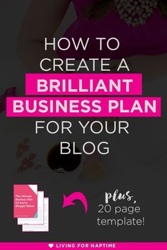 It's time to start treating your blog as a business. This blogger business plan worksheet will help you select your blog niche, organize your blogging content & monetize your blog.