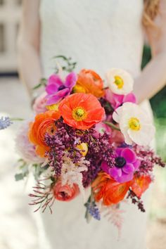 Picture Perfect Bridal Bouquet. #weddings #flowers #bouquet