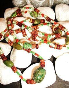 Halskette LostSTONE von FKBMarts auf Etsy