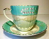 Norcrest Fine China Teacup Set Number 8 of 610