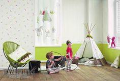 Indianer-Tapeten fürs Kinderzimmer