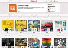 30 brilliant Pinterest boards every designer should follow | Graphic design | Creative Bloq